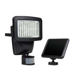Sunforce 120 LED Solar Motion Activated Water Resistant Floo