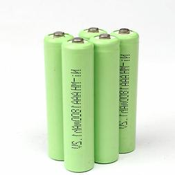 AAA 1800mAh 1.2V Ni-MH Rechargeable Battery for Solar Light