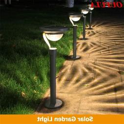 OUFULA New Product Solar Lawn Light Outdoor Waterproof Home