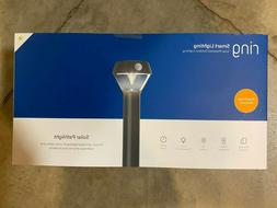 Ring Smart Motion-Activated 80 Lumens Solar Walkway Pathligh